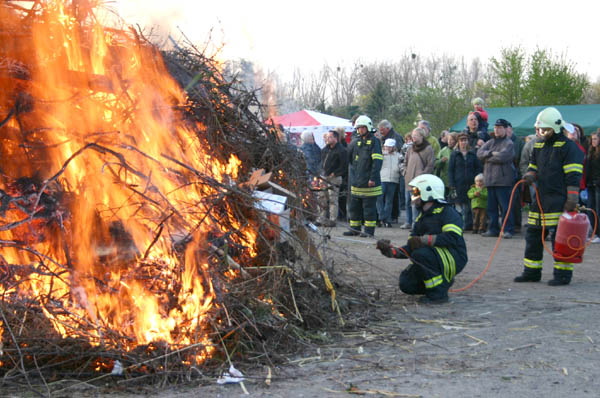 Osterfeuer Limmer