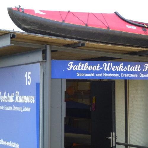 Faltboot-Werkstatt Hannover