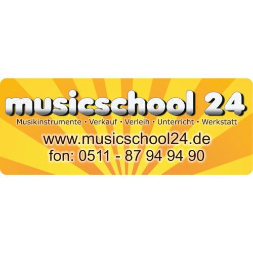 musicschool24 Logo