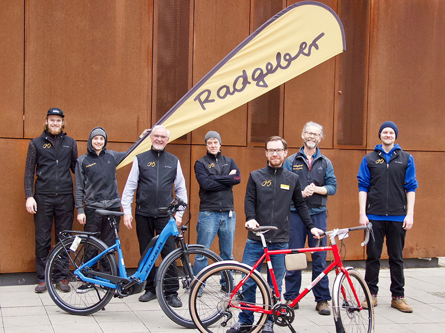 Radgeber Linden Team